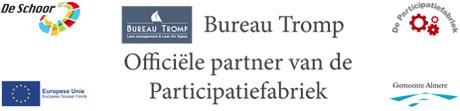 Bureau Tromp officiële partner Participatiefabriek